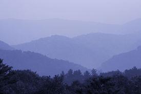 Smoky Mountain Blue