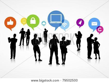 The Social Media Gathering poster