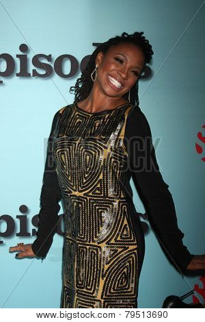 LOS ANGELES - JAN 5:  Shanola Hampton at the Showtime Celebrates All-New Seasons Of