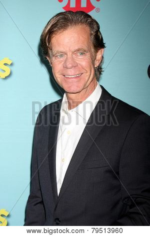 LOS ANGELES - JAN 5:  William H. Macy at the Showtime Celebrates All-New Seasons Of