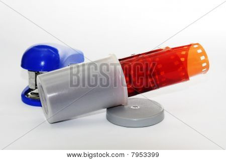 isolated small object