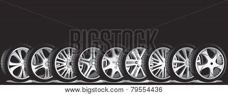 Automotive Wheel