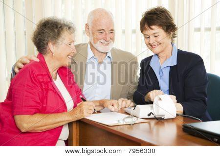 Senior Business - Finance