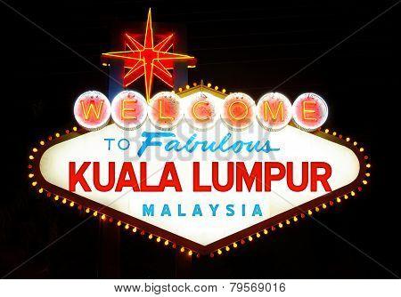 Welcome to Kuala Lumpur (Malaysia)