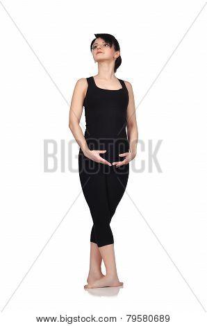 Dancer Woman