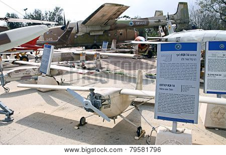 Northop Mqm-74A - Aerial Target Drone