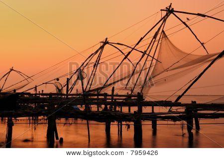 Chinese Fisching Nets