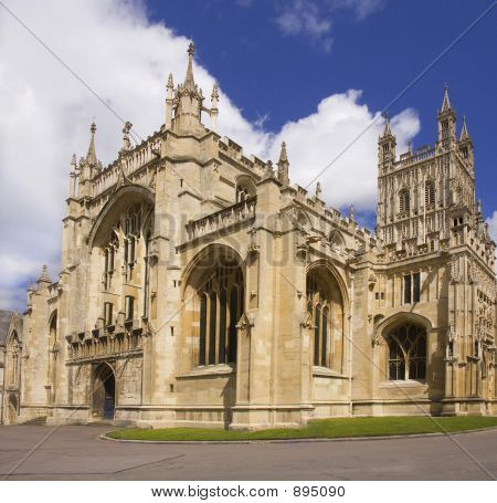 Cathedral City Of Gloucester Gloucestershire England