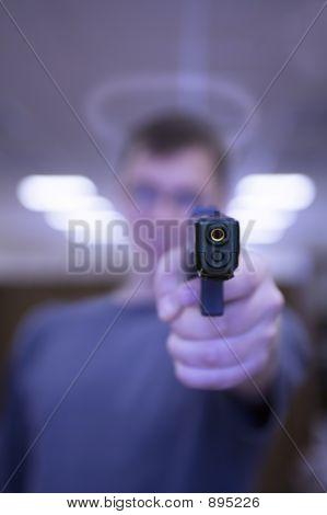 Saving Gun Of The Angel