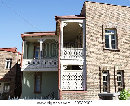 Tbilisi, Old town