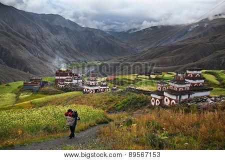 Saldang Village, Nepal