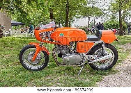 Vintage Sports Bike Laverda 750 Sfc