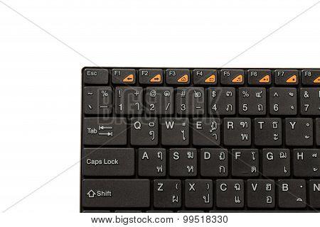 Thai - English Keyboard
