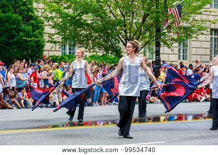National Independence Day Parade 2015