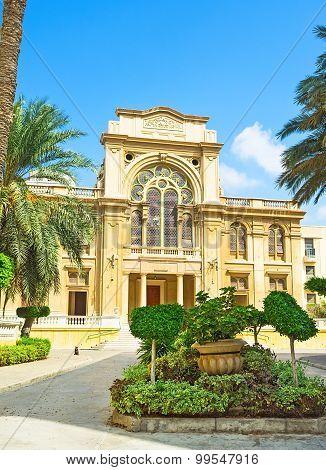 The Eliyahu Hanavi Synagogue