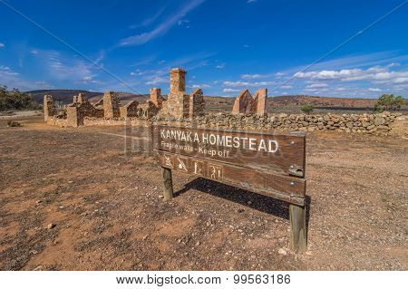 Outback Homestead 1