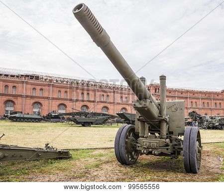 152-mm Howitzer- Cannon, Mod.1910/1934