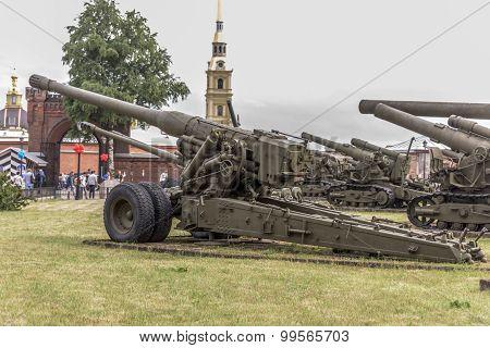 180-mm Gun S-23, Mod.1956