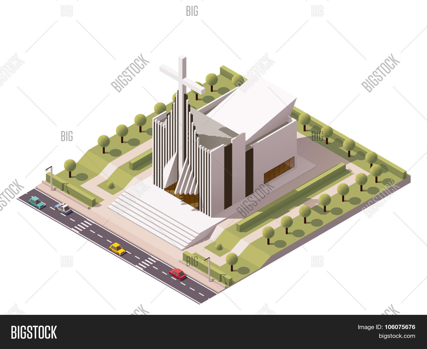 Vector Isometric Vector & Photo (Free Trial) | Bigstock