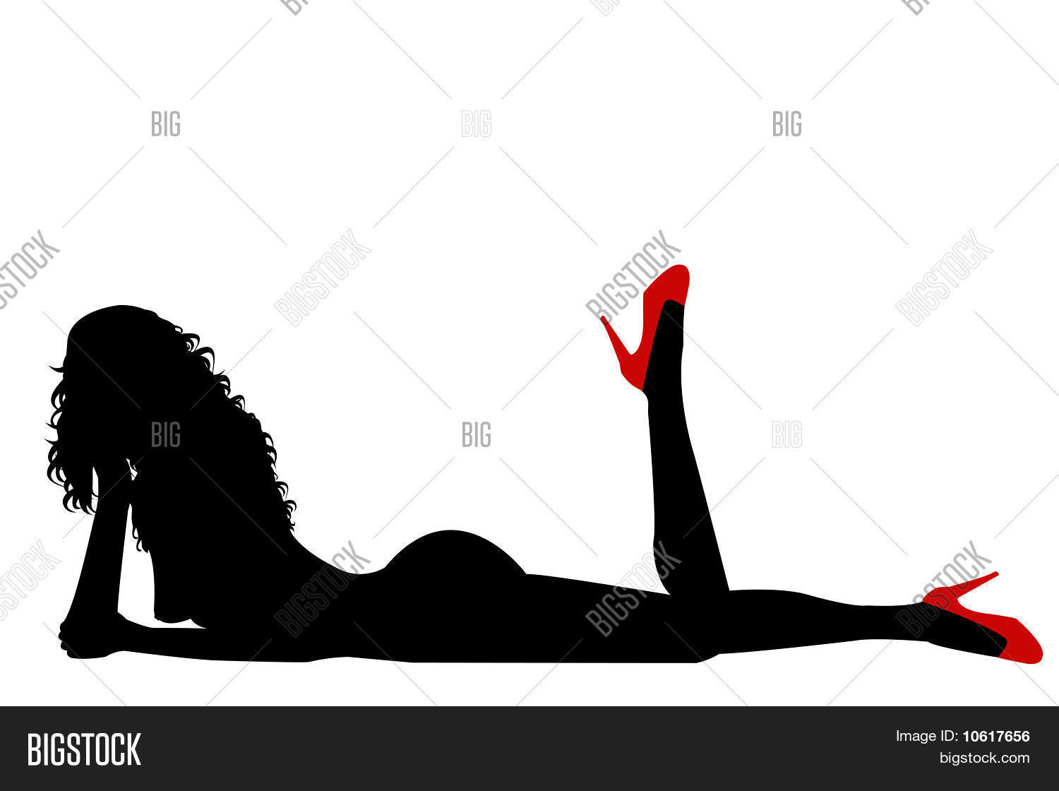 Naked Sexy Woman Image  Photo Free Trial  Bigstock-5450