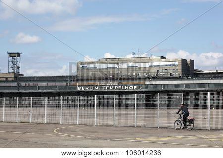Berlin Tempelhof airport, Germany