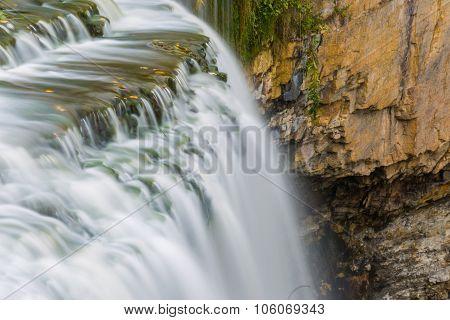 Webster's falls in Hamilton