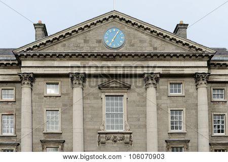 Dublin,trinity College