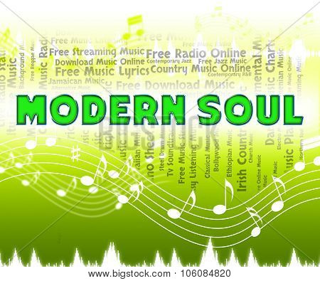 Modern Soul Shows In Style And Fresh