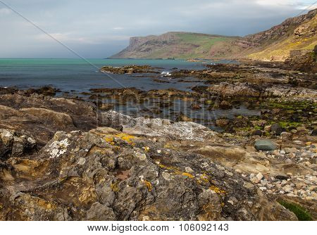 Irish Ballycastle Coast