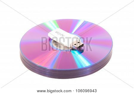 Dvds With Flash Drive