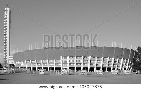 (Olympic stadium)