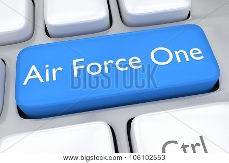 Air Force One Button Concept