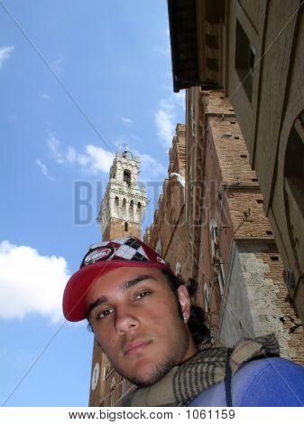 Alfred en Siena