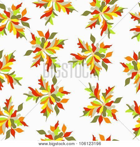 Flower Pattern vector royalty free stock illustration