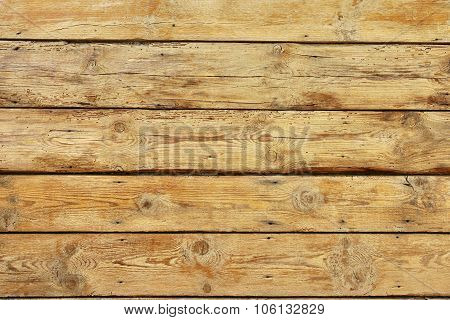 White Yellow Rustic Old Barn Board Wood Peneling Texture