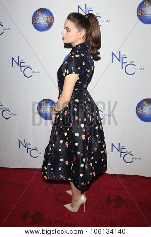 LOS ANGELES - OCT 24:  Joey King at the