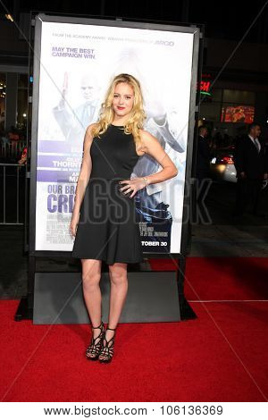 LOS ANGELES - OCT 26:  Gage Golightly at the