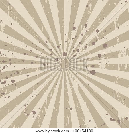 vector abstract background with redial stripes