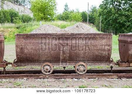The Old Mining Train