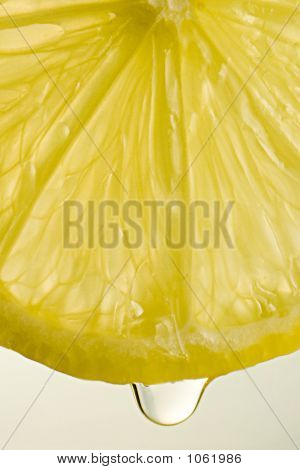Sparkling Fresh Lemon Drop