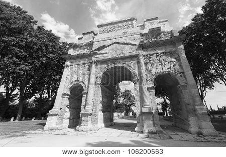 Orange, Roman Arch