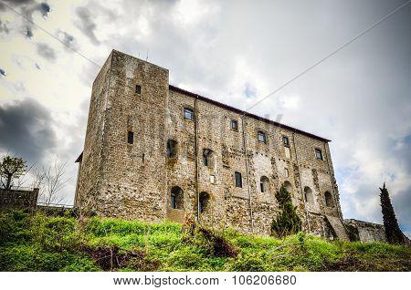 Montefiascone - Castello Dei Papi - Viterbo, Lazio (italy)