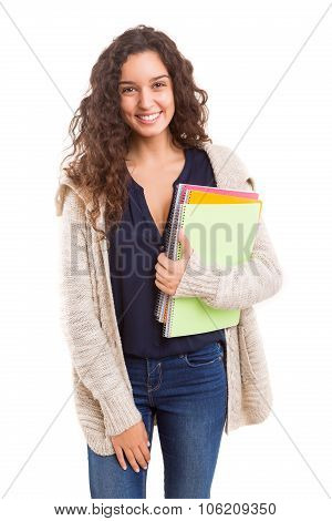 I'm A Happy Student !