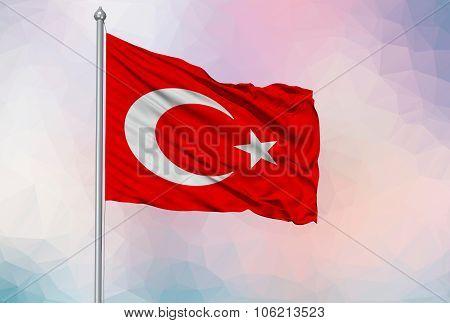 Turkish Flag, Presentation