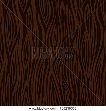 Wood texture background - dark brown.