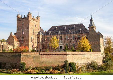 Castle Bergh The Netherlands