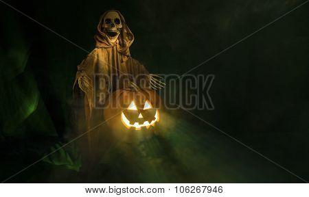 Halloween Setup
