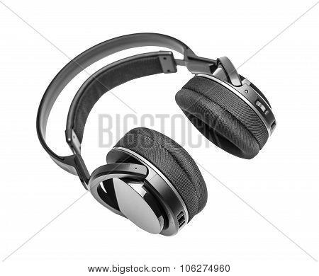 Wireless radio earphones.