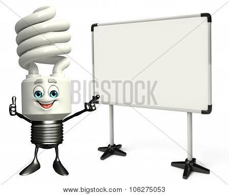 Cfl Character With Display Board