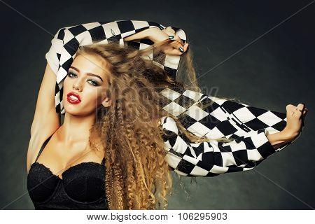 Beautiful Stylish Girl